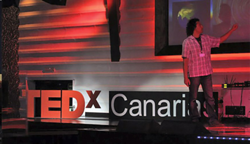 TEDxCanarias-NASA-Madrid