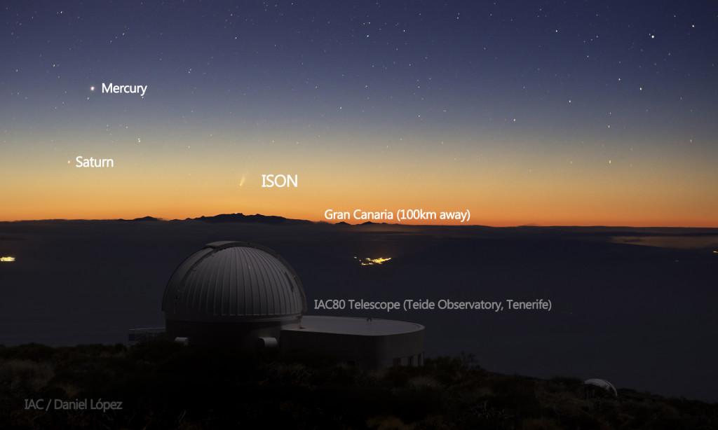 ISON comet 2 DLopez