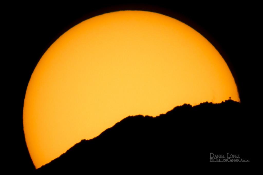 Sol Teide Taka desde OT DLopez