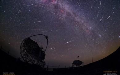 El Cielo De Canarias Paisajes Nocturnos